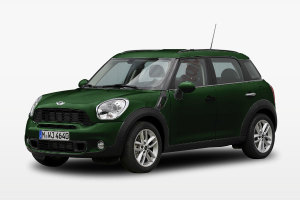 MINI COUNTRYMAN 牛津绿