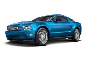 福特Mustang            天空蓝
