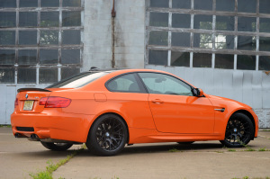 宝马M3M3 Coupe Lime Rock Edition图片