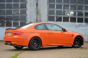 宝马M3(进口)M3 Coupe Lime Rock Edition图片