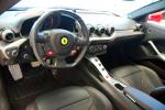 进口F12 berlinetta 中控台驾驶员方向