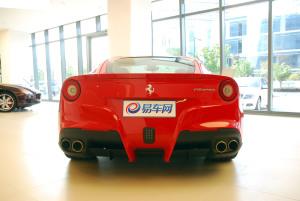 法拉利F12 berlinetta 正车尾