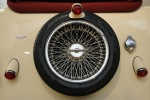 摩根Roadster备胎图片