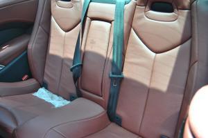 进口标致308 CC 后排座椅