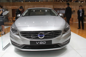沃尔沃V60(进口)沃尔沃V60图片