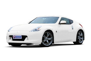 进口日产370Z 白色