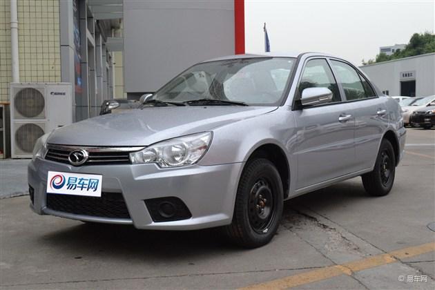 2014款东南V3菱悦已到店 现车供应