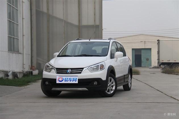 启辰R50X展车吉林地区到店 现接受预订