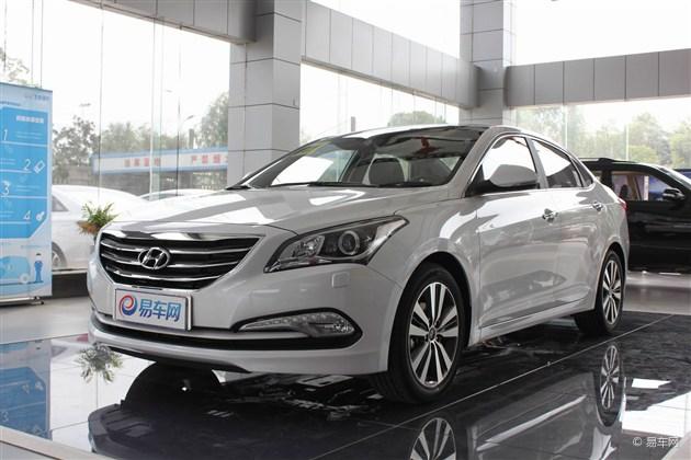 北京现代名图展车吉林到店 现车销售