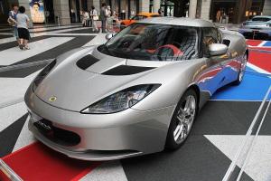 路特斯Evora路斯特 Evora Sport Racer图片