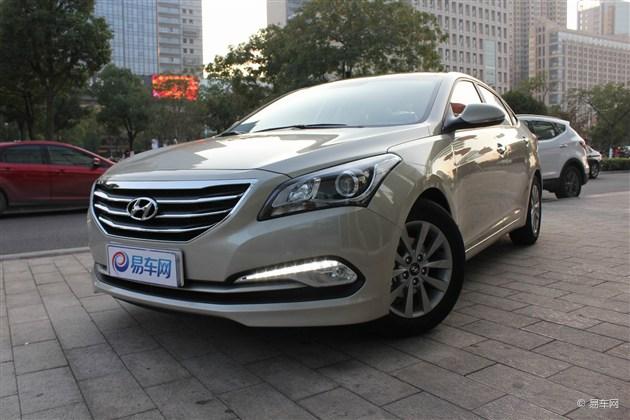 南二环嘉通北京现代名图 现车接受预定