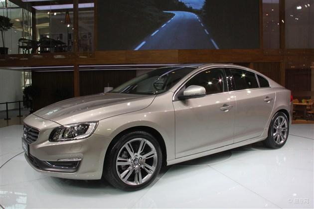 国产沃尔沃S60L首发将于12月13日上市