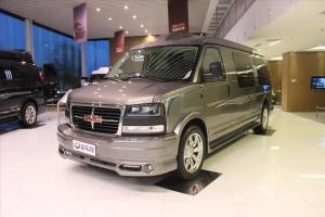 GMC(进口) 2013款 6.0L 自动 10座2500S运动版