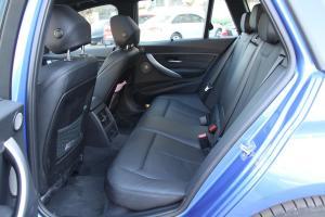 宝马3系旅行轿车(进口)后排空间图片