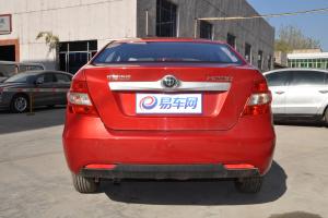 中华H230 正车尾
