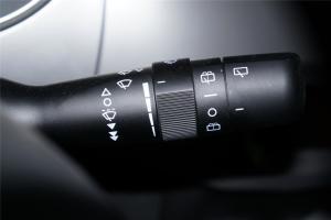 中华H220 大灯远近光调节柄