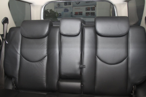 奥轩GX5 后排座椅