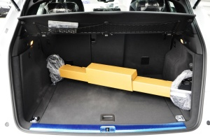 奥迪SQ5(进口)行李箱空间图片