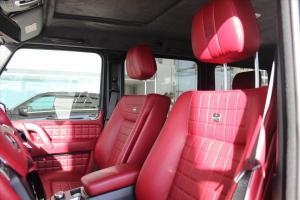 巴博斯G级驾驶员座椅图片
