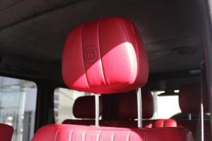 BRABUS巴博斯 G级驾驶员头枕图片