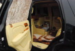 凯迪拉克总统一号(进口)后排空间图片