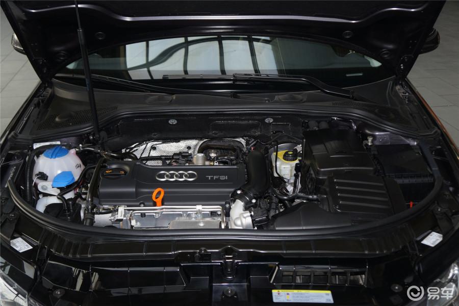 奥迪汽车发动机结构图解