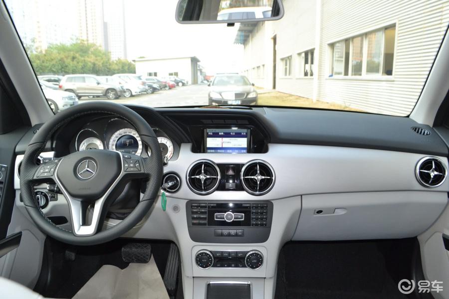 奔驰glk 级2014 款glk 260 2.0l 自动 动感 型高清图片
