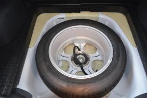 莲花L3 GT 备胎