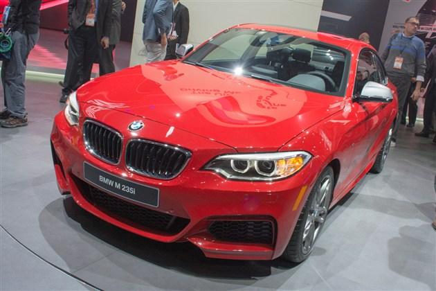 全新BMW 2系将于12日国内正式上市