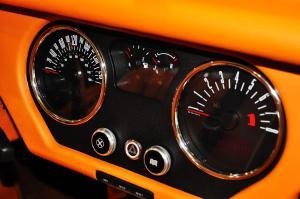 摩根Roadster 仪表