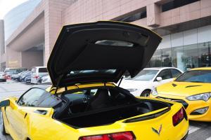 科尔维特(进口)行李箱空间图片