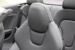 奥迪RS5(进口)驾驶员头枕图片