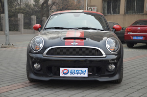 MINI COUPE JCW 正车头