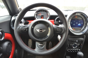 MINI COUPE JCW 方向盘