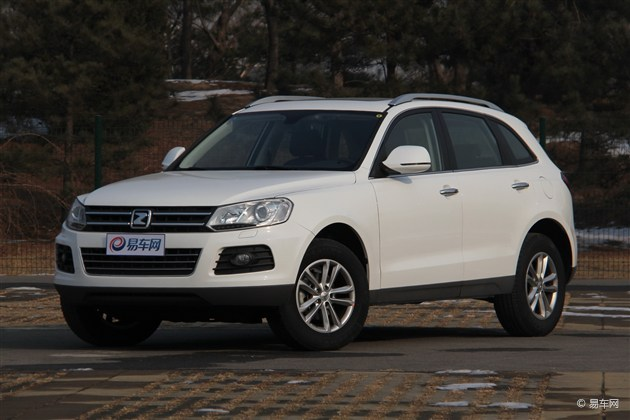 众泰T600三款新车售价公布 12.38万起