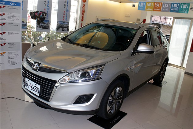 纳智捷优6 SUV将6月6日上市 或14.98万起
