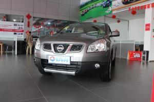 日产 逍客 2012款 2.0L CVT 两驱XL火