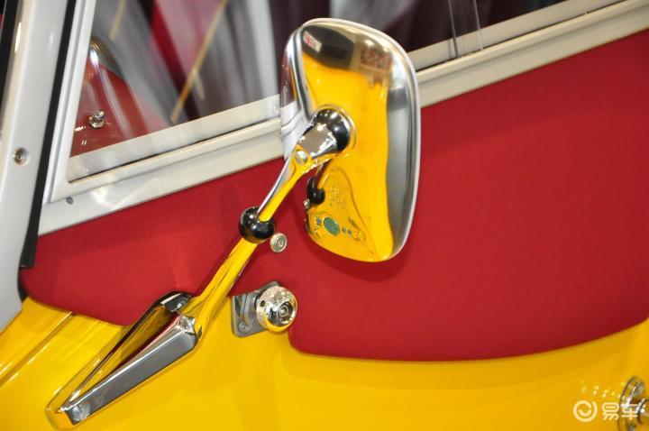 摩根Roadster后视镜转向灯(前)(522470);