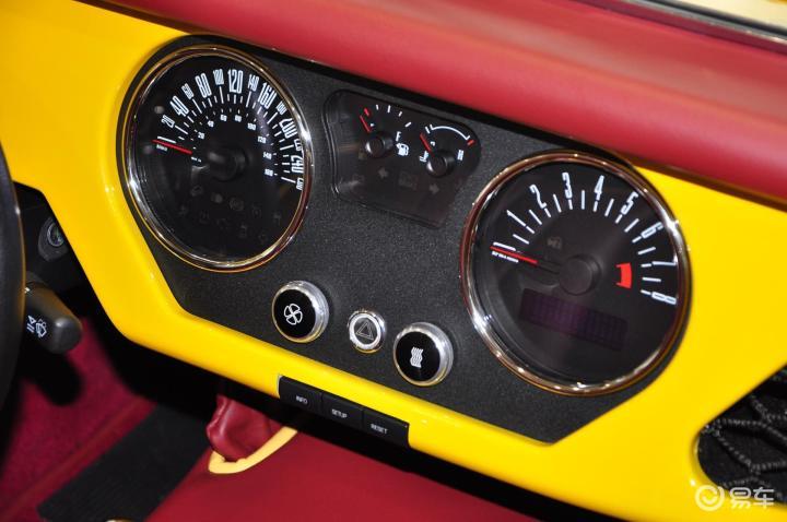 摩根Roadster仪表盘背光显示(544329);
