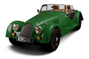 摩根4-4 动感绿