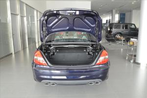 SLK AMG行李箱空间图片