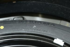 天语SX4尚悦 备胎品牌