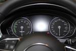 进口奥迪A6 仪表盘背光显示