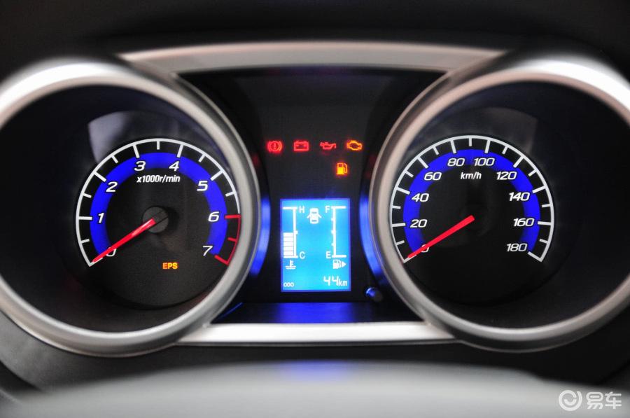 汽车仪表盘图片[矢量图