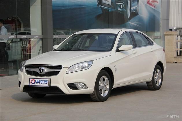 绅宝D50北京新车已到店 接受预订
