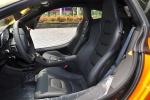 迈凯伦MP4-12C 前排空间