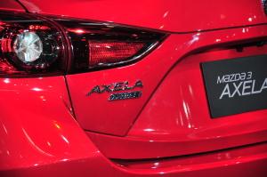 昂克赛拉三厢马自达3 Axela昂克赛拉图片