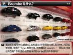 北京车展Brembo展台