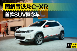 C-XR概念车图片