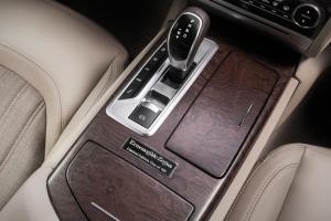 总裁玛莎拉蒂QP总裁轿车杰尼亚限量版图片